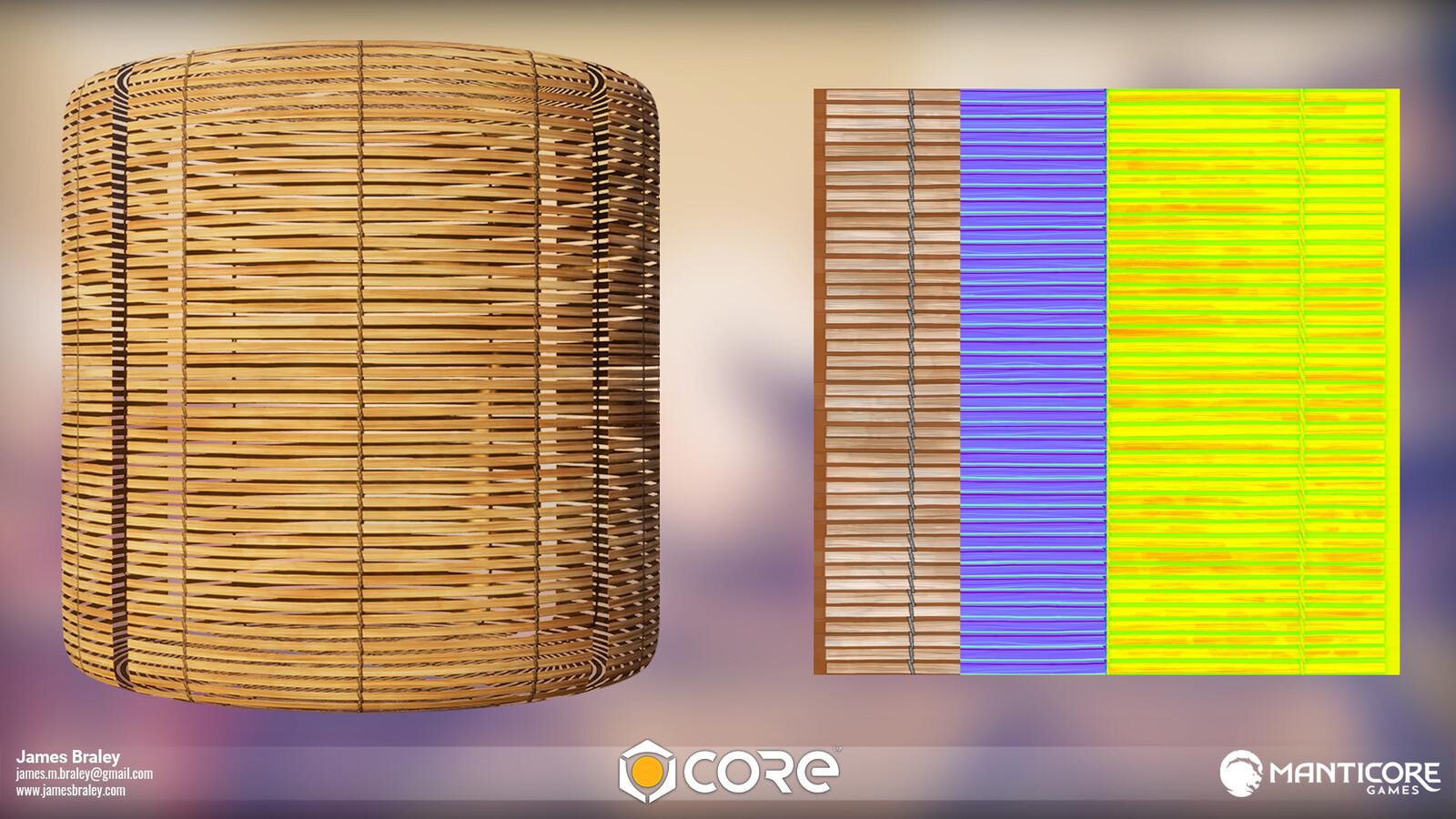 Bamboo Blinds 02