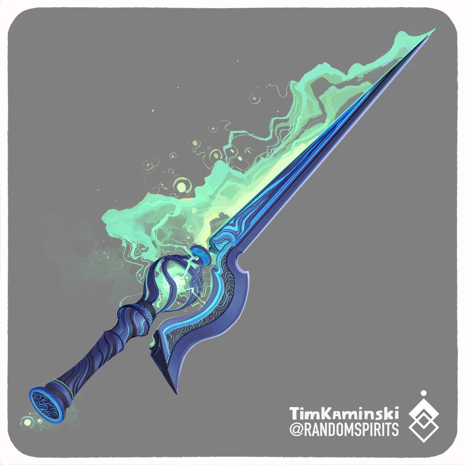 Swordtember 2021 Day 5 ⚜️ Ornate ⚜️
