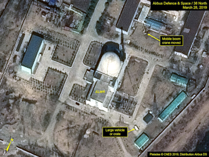Sample 02 Example of source material for project build - DPRK ELWR (Experimental Light Water Reactor)  Yongbyon Nuclear Scientific Research Center: Experimental Light Water Reactor