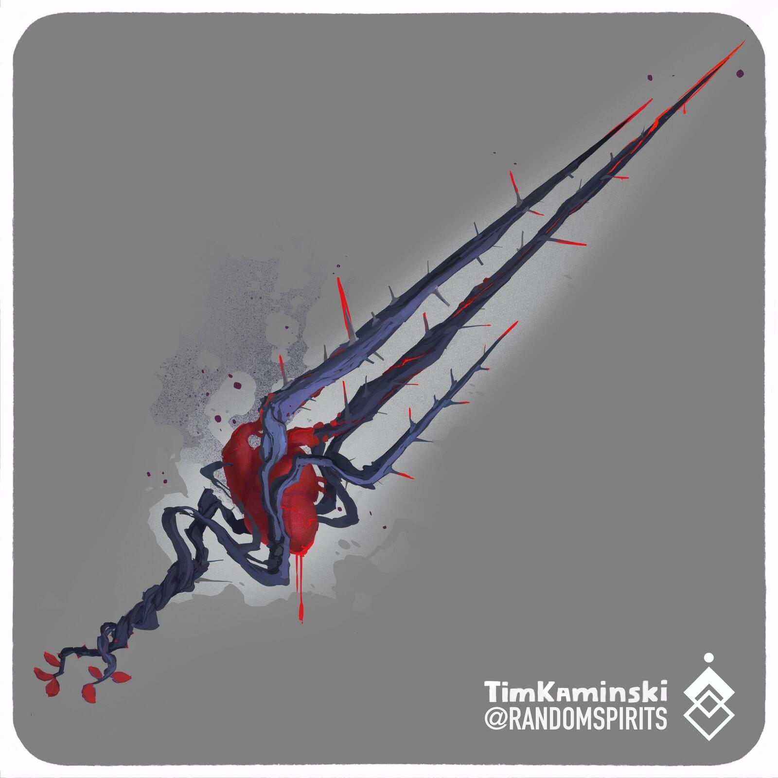 Swordtember 2021 Day 6 Tangle 