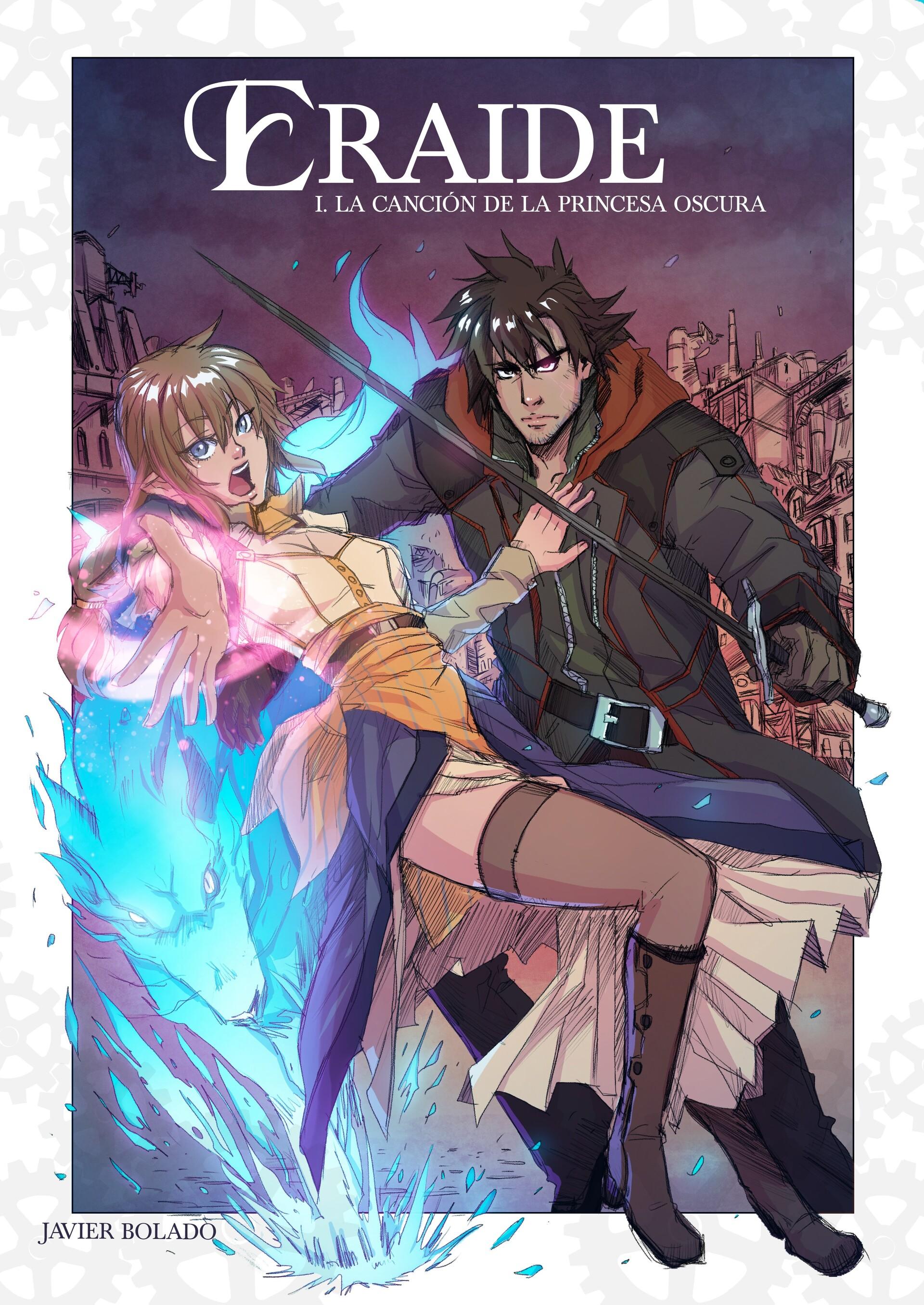 Eraide I - La Canción de la Princesa Oscura