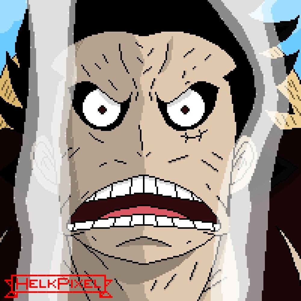 Bounceman Luffy