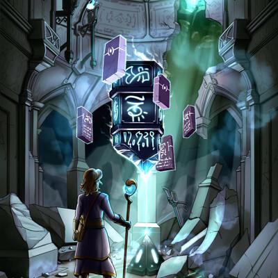 Miguel angel perez monolith color2