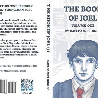 Imelda wei ding lo book of joel vol 1 cover