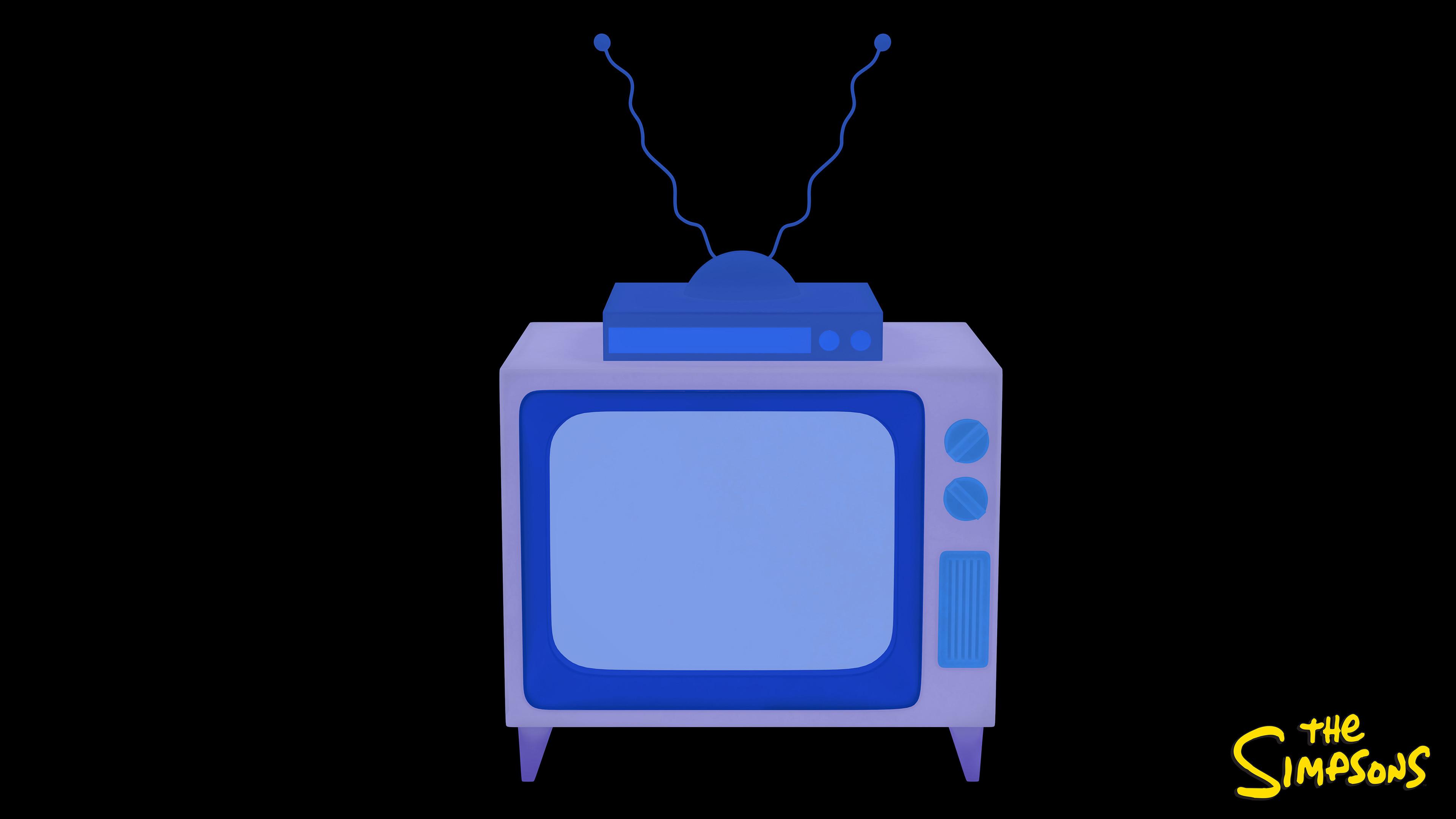 Television Set Albedo