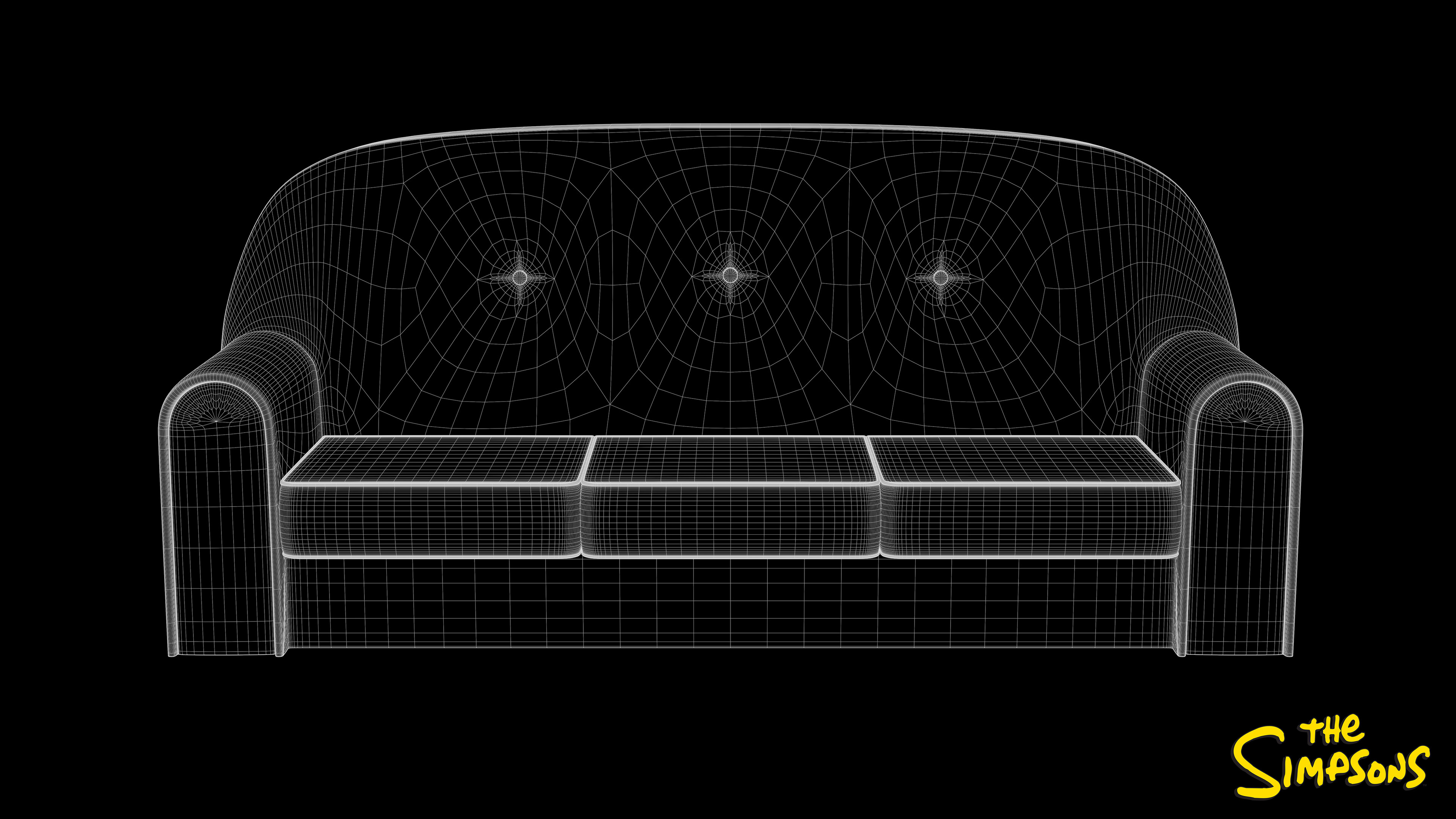 Couch Wireframe