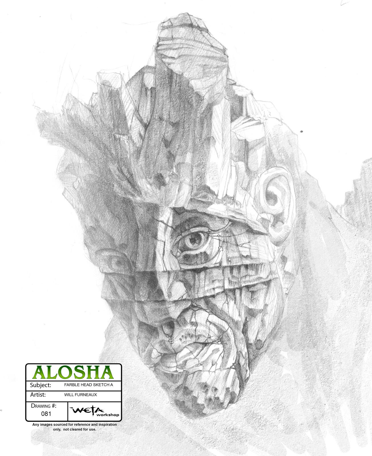 Alosha - Farble Concepts
