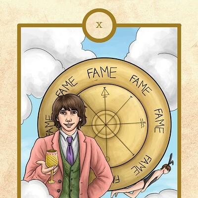 Imelda wei ding lo x the wheel of fortune sam abramov