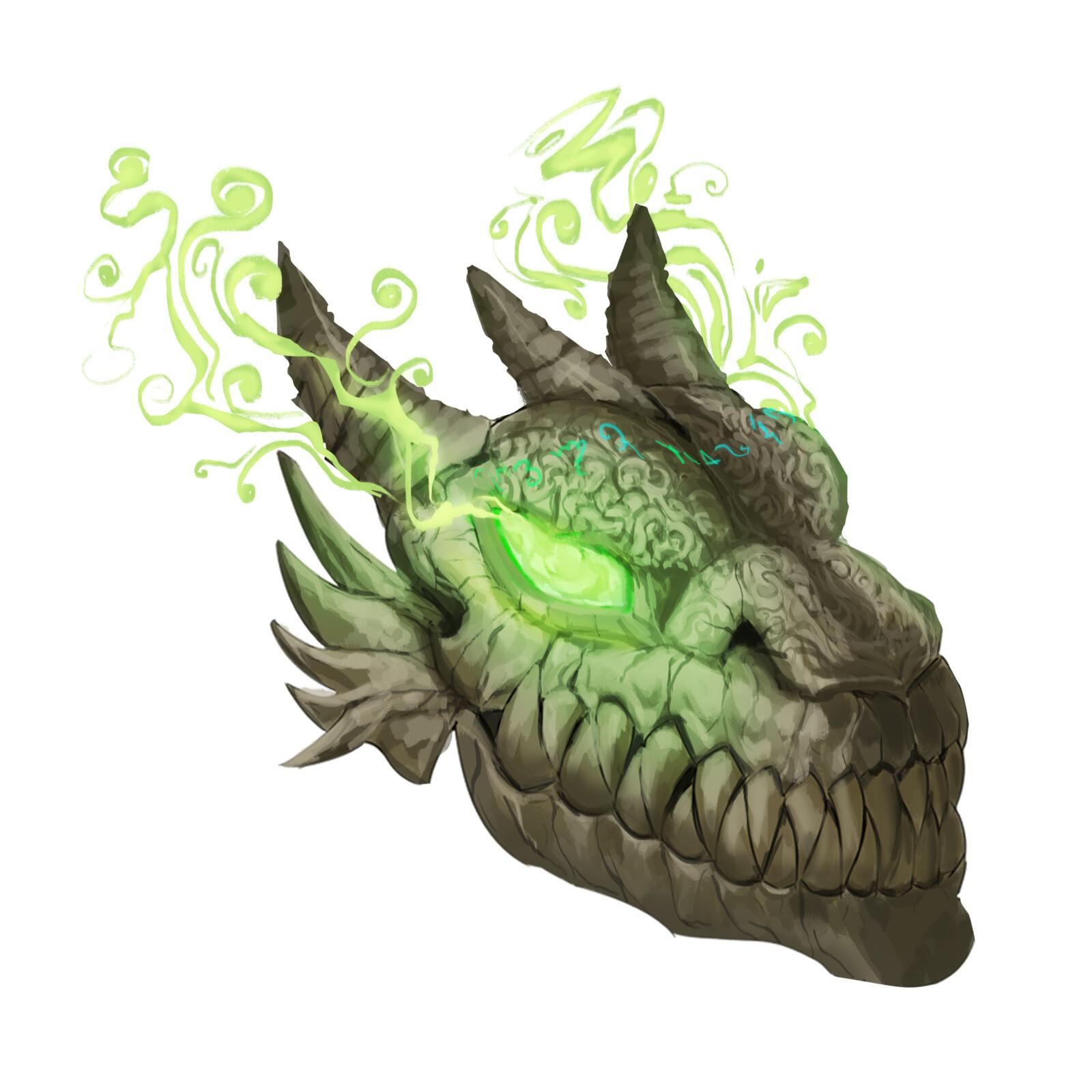 Sentinel Skull