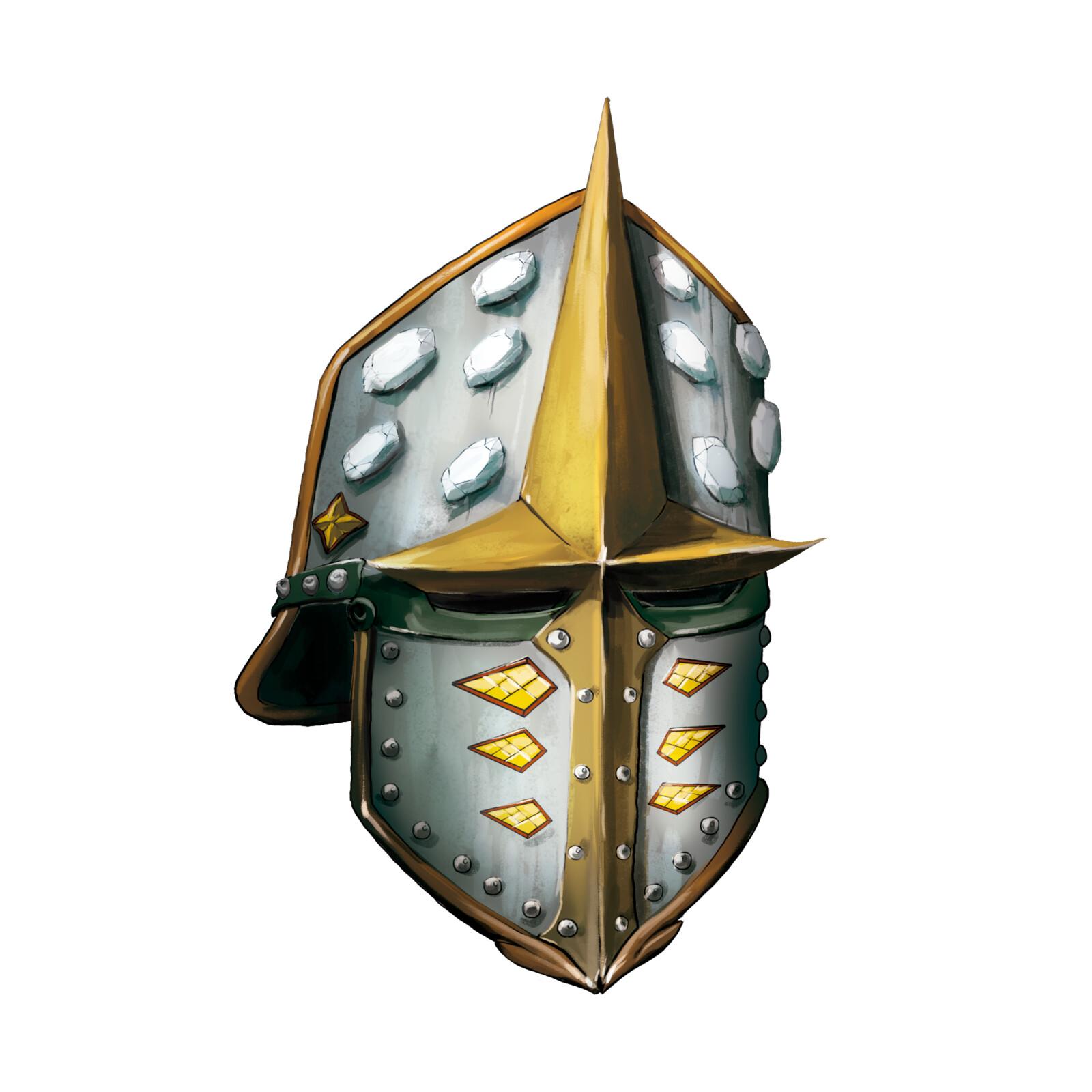 Helm of Radiance