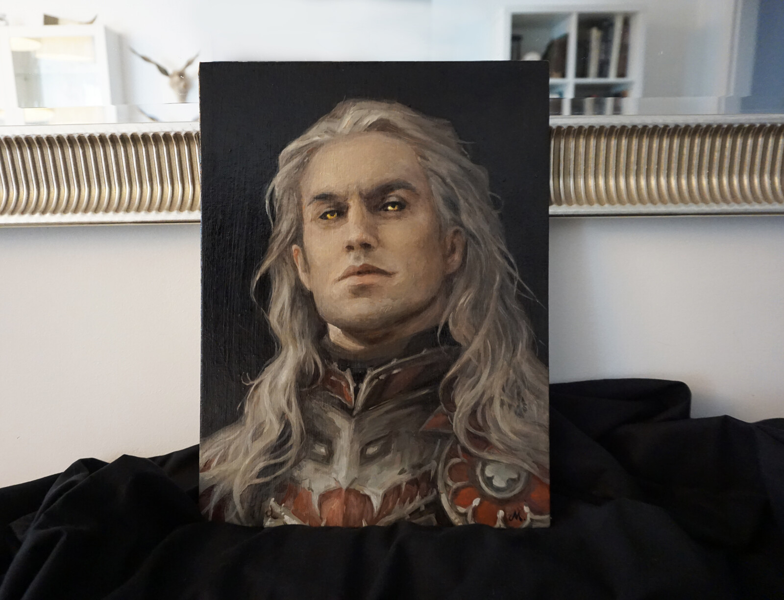 Edgar Markov portrait