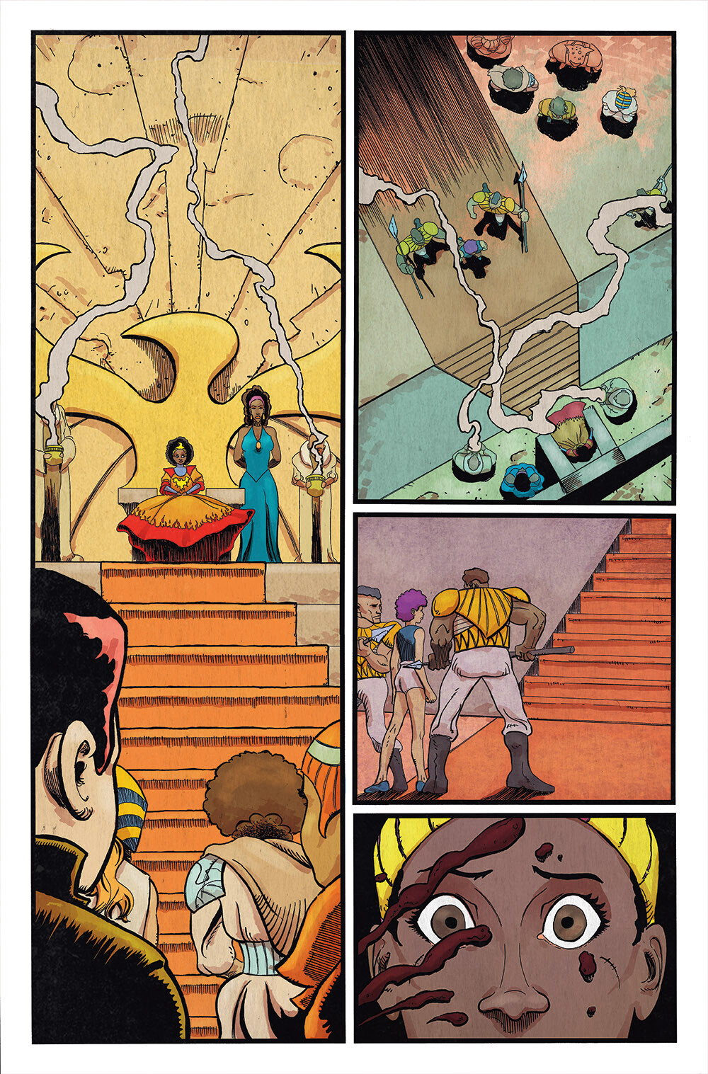 Vagrant Queen: A Planet Called Doom #2 pg 02