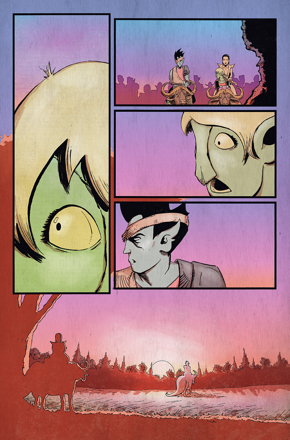 Vagrant Queen: A Planet Called Doom #4 pg 07