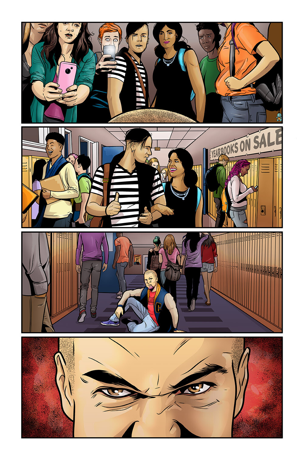 The Miracles OGN pg 06