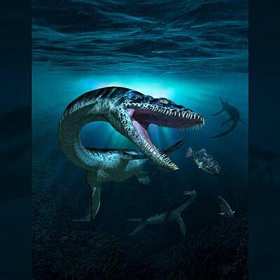 Kurt miller plesiosaurus