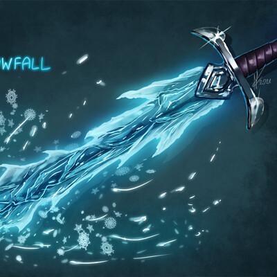Magical kaleidoscope swordtember 2021 6