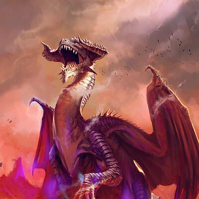 Camille alquier dragon final
