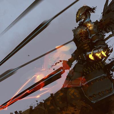 Benedick bana darkfall demon knight lores