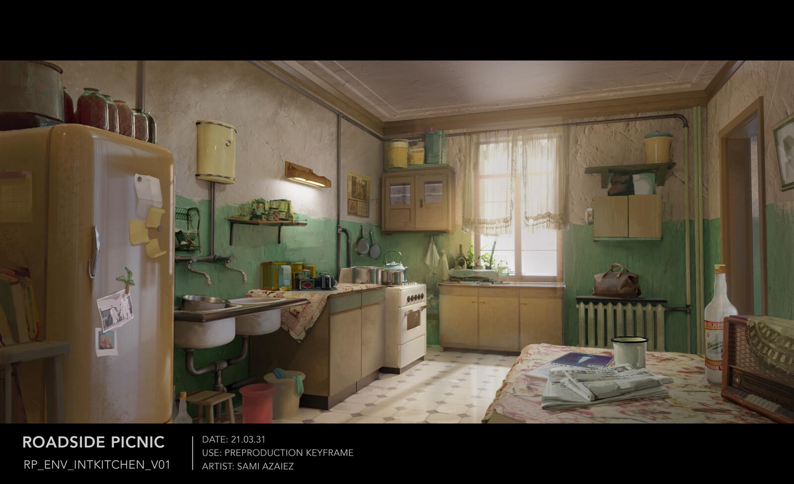 Redrick's Kitchen