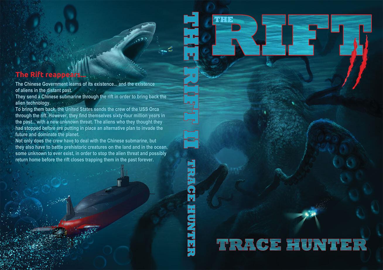 Rift 2 wrap around cover