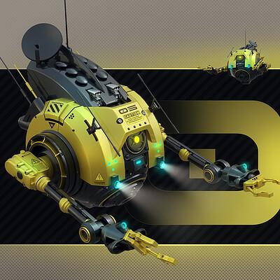Encho enchev service bot concept 1