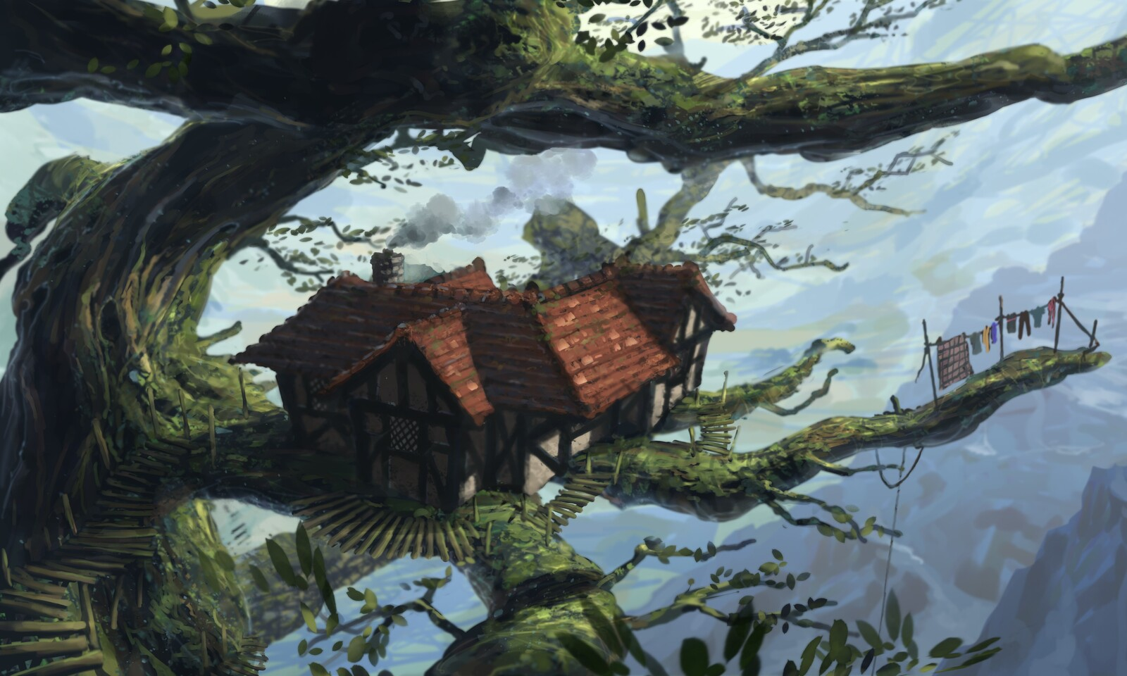Treehouse - Concept design