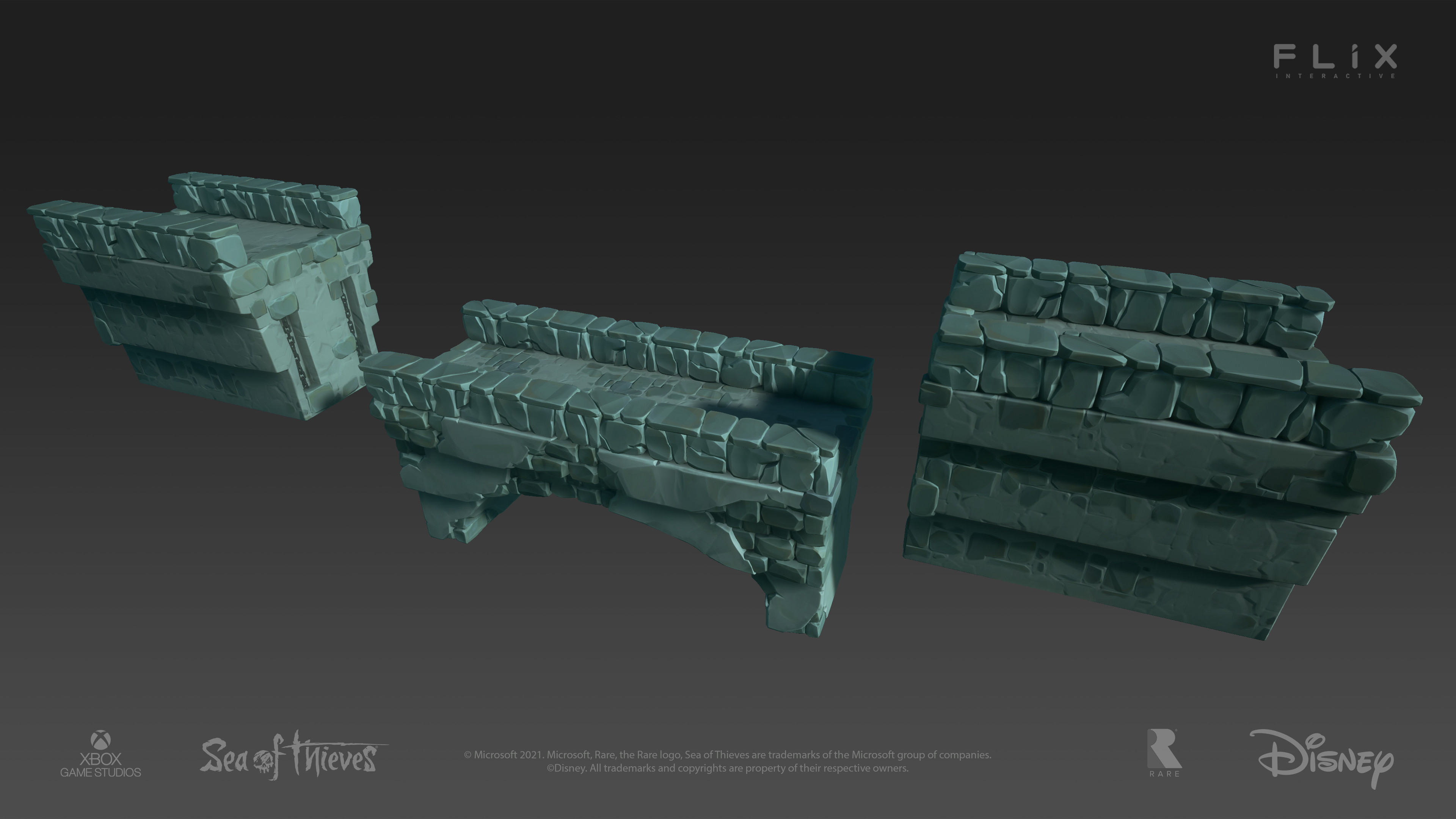 Low Poly & Texturing by Me. Bridge Asset High Poly created by Glenn Donaldson.