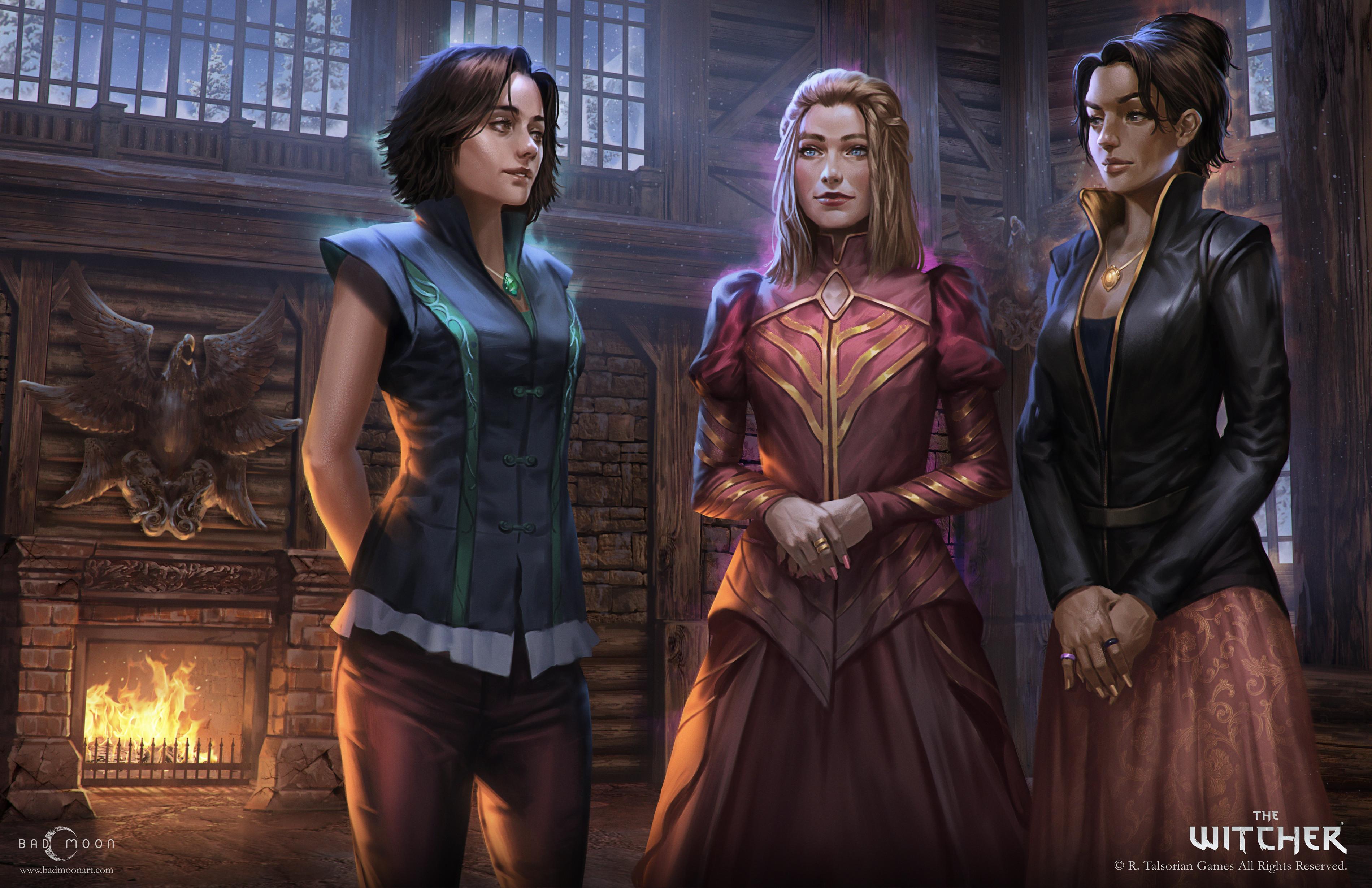 Sorceresses