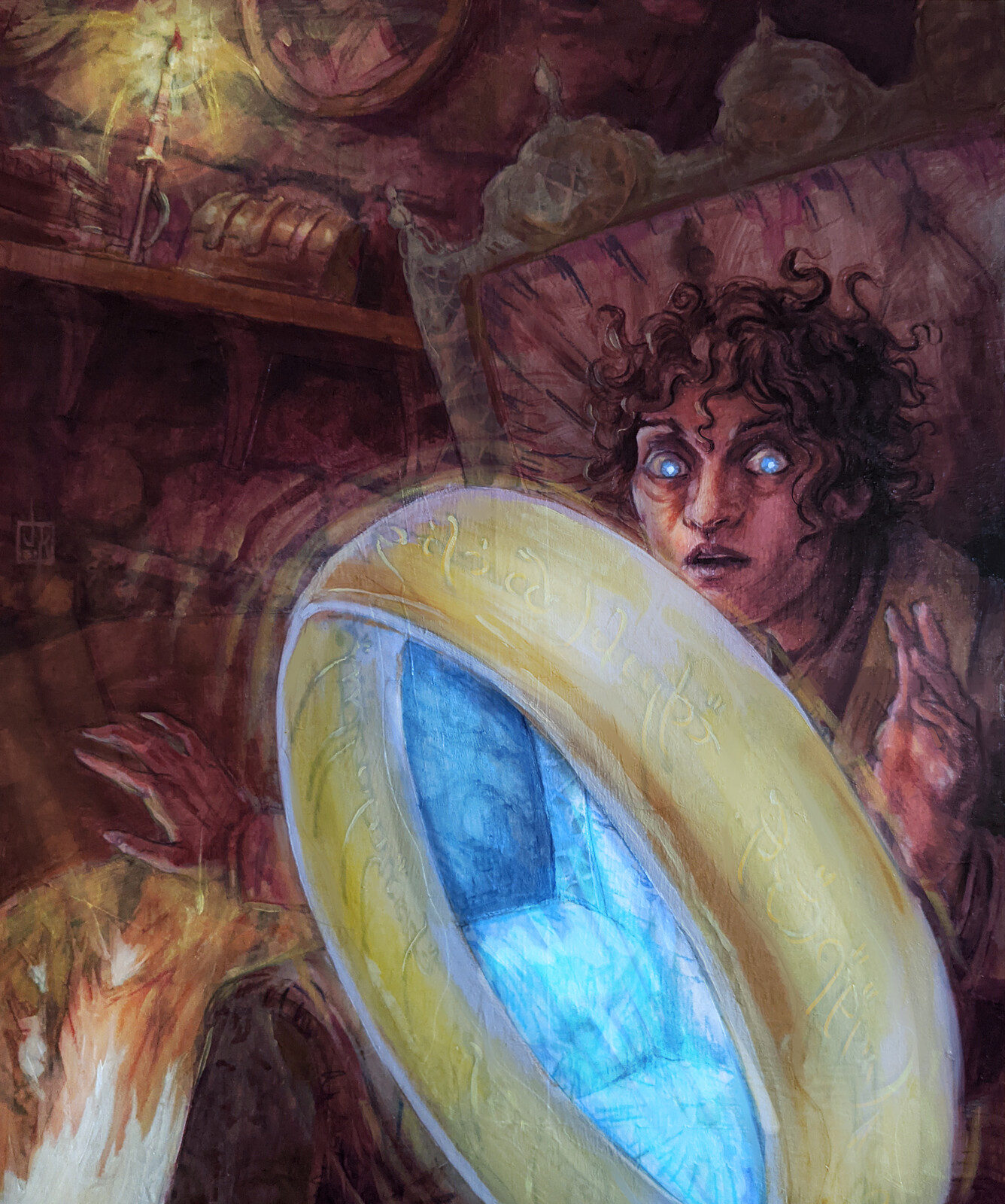 Frodo's Realization