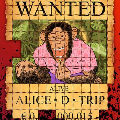 Andrej wanted alice d trip artstation