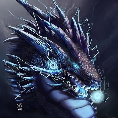 Clapi claudia pistritto obsidian dragon web