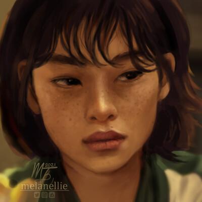 Melanie templin saebyeokfinal