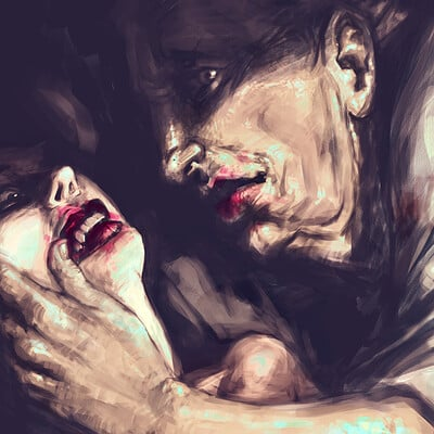 Alessandro amoruso horror story pietro giovani il cannibale di northon house 01