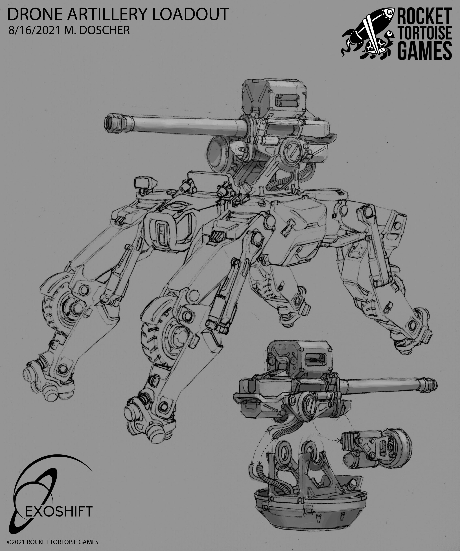 Heavy Weapon Variant
