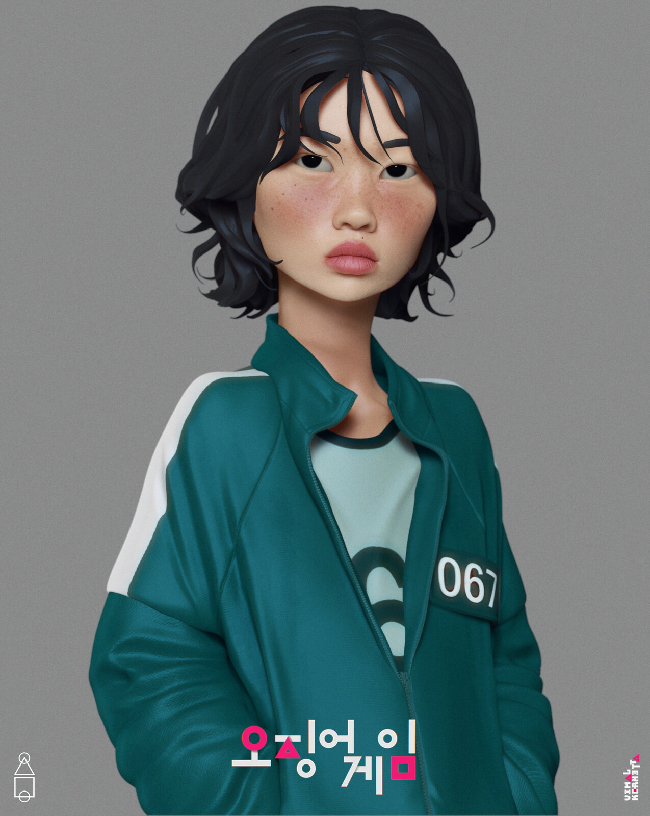 Jung Ho-Yeon (Squid Game)