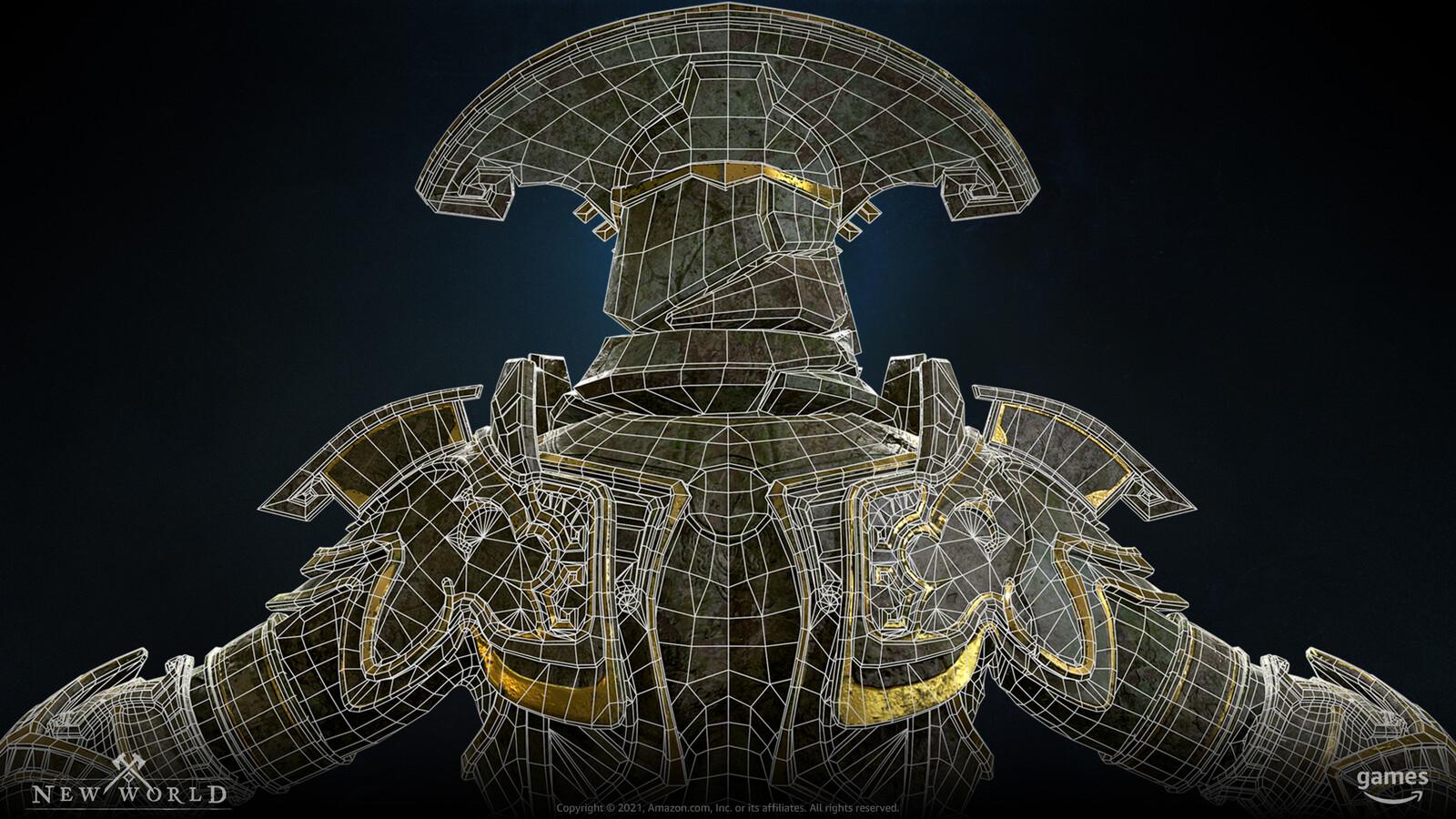 Chardis wire render 2