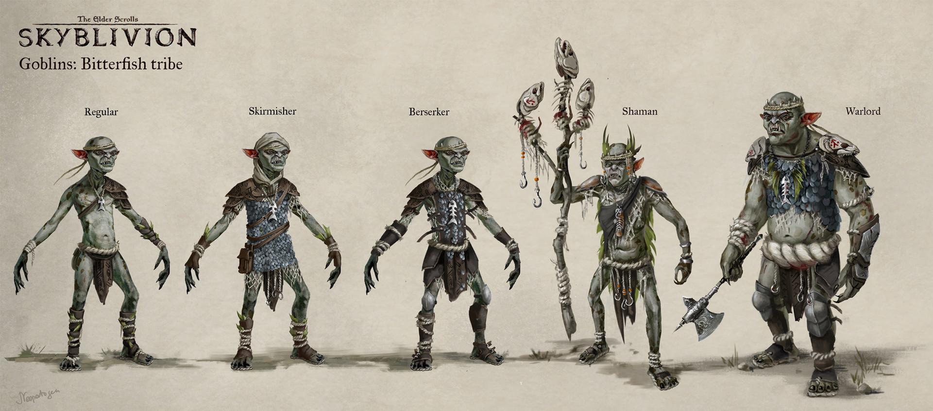 Goblins: Bitterfish Tribe