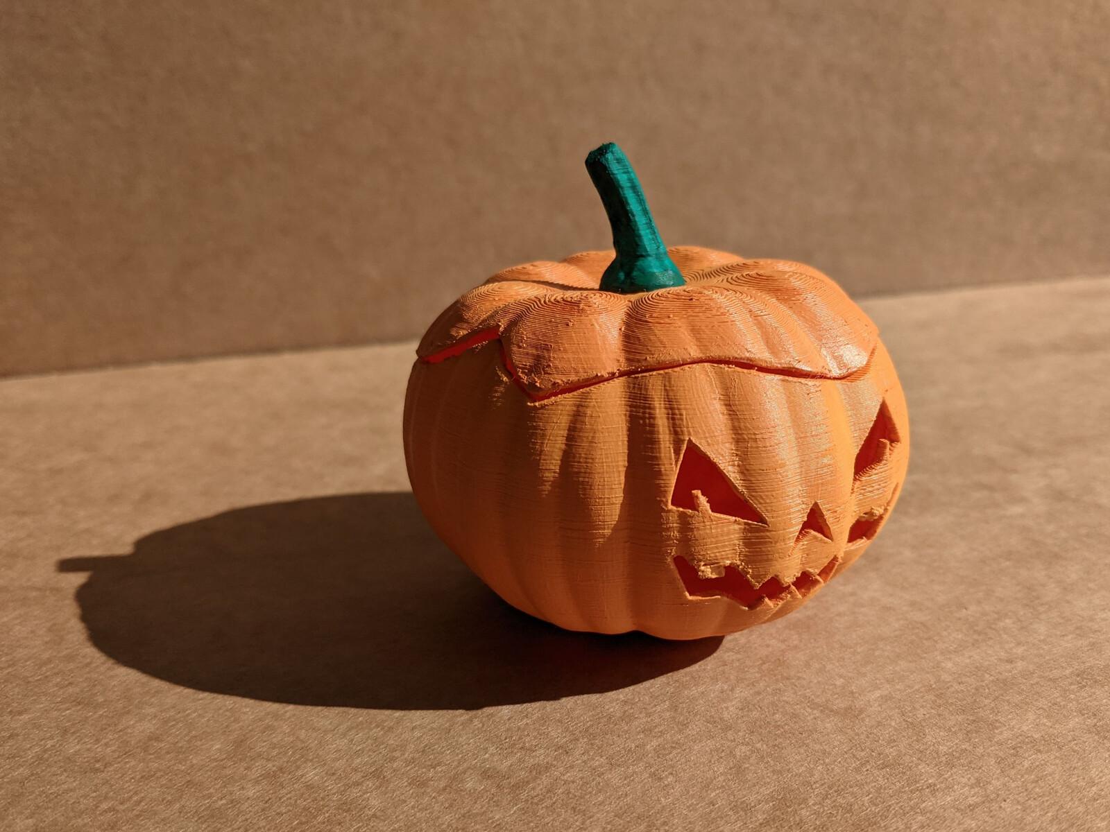 Spooktober 14: Harvest