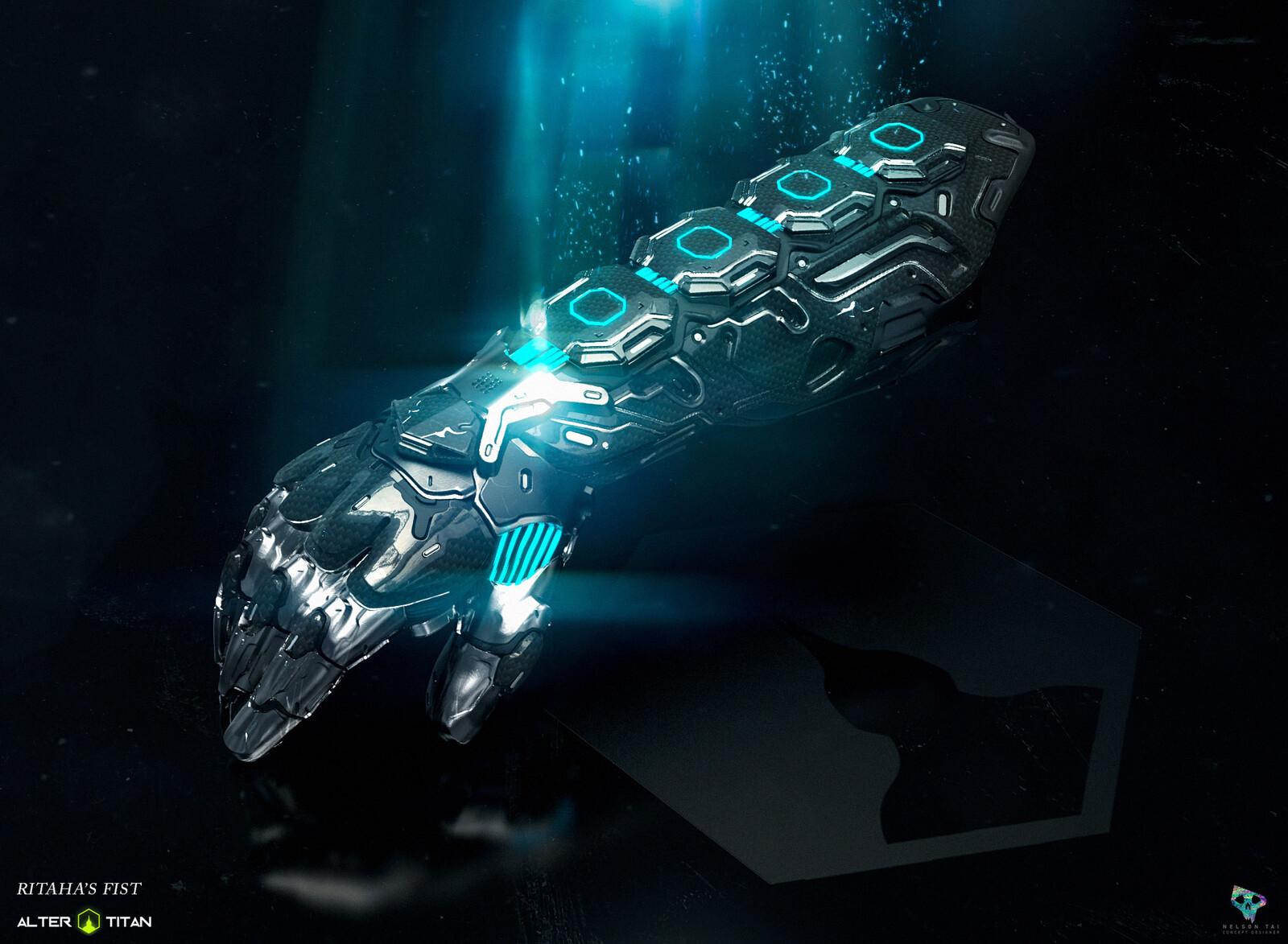 The secret weapon hidden under the depths.