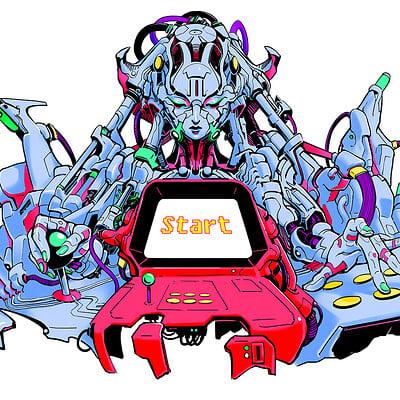 Atom cyber start