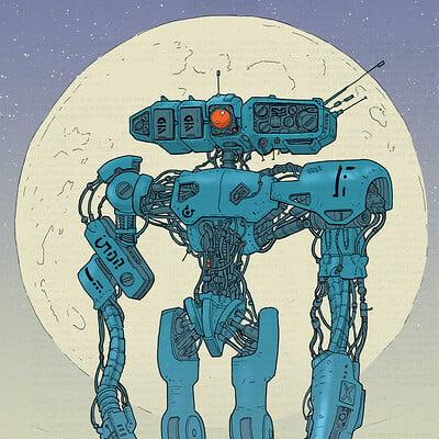 Jeff miller robot