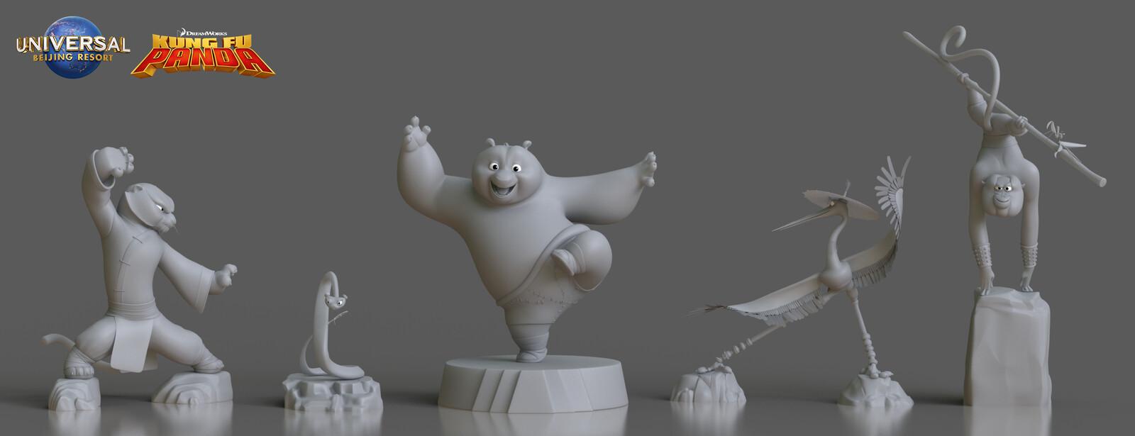 Kung Fu Panda: Land of Awesomeness