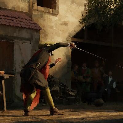 Rostyslav zagornov duel