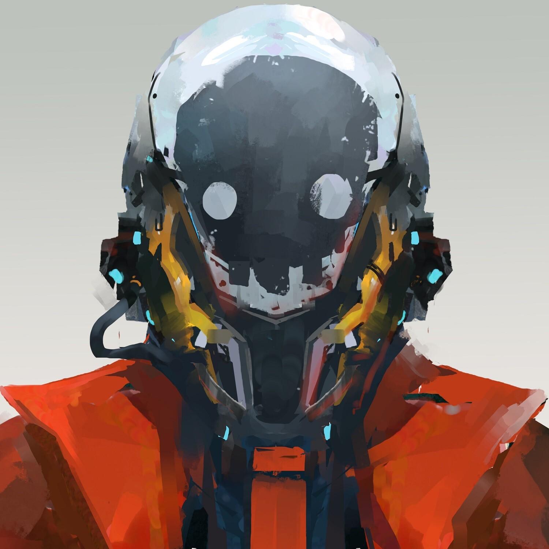 Another Skull Helmet :D