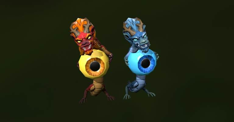 Dragon Ward for Dota 2
