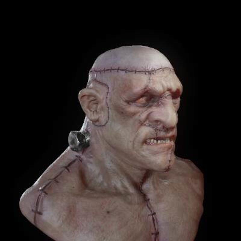 Frankenstein Marmoset Toolbag 2 Test