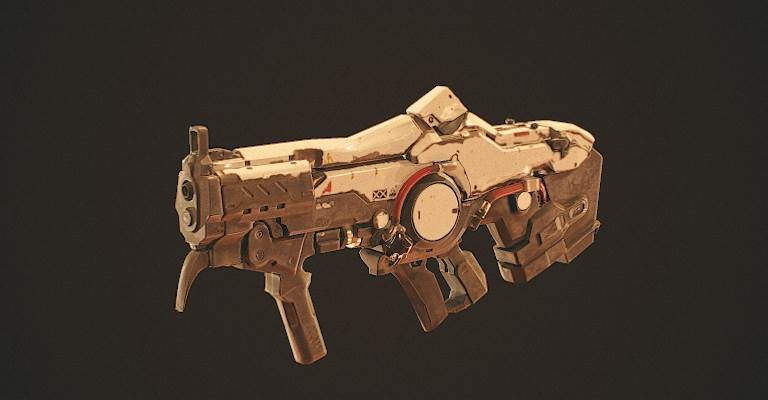 Plasma Rifle Exo - 248: