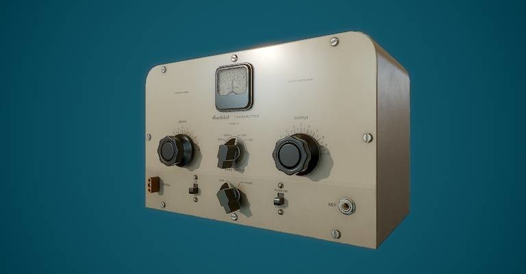 Heathkit AT-1 HAM Radio