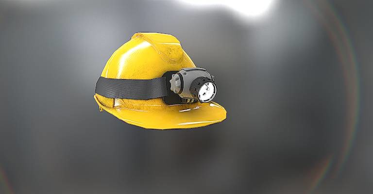Hard Hat Prop