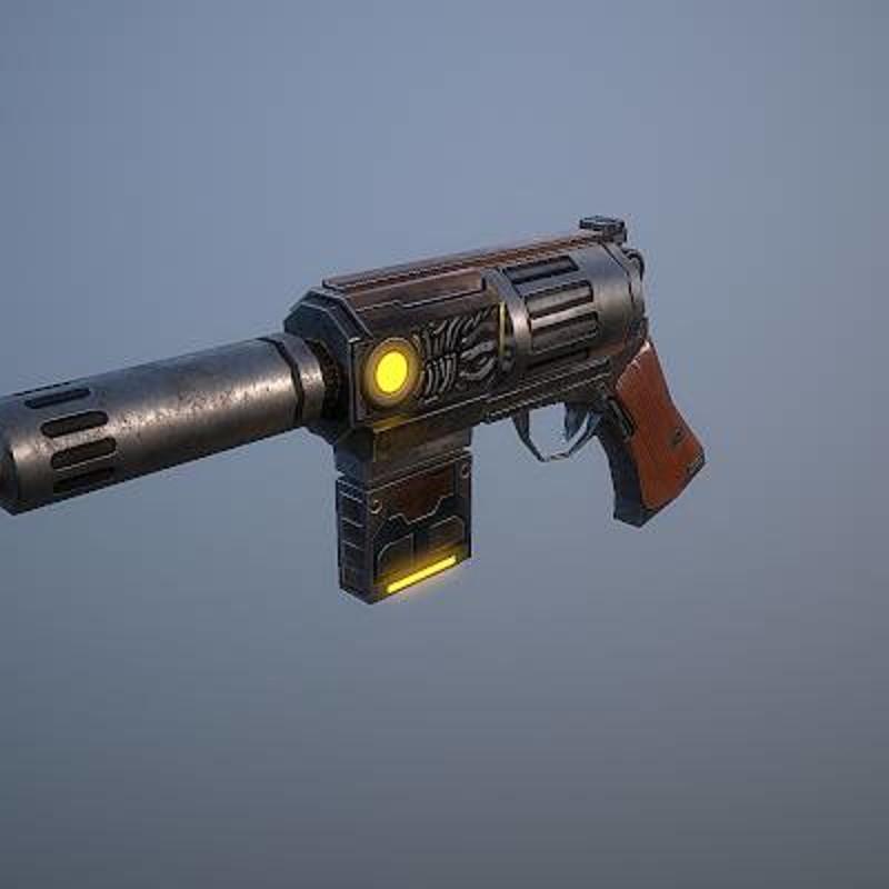 SWG - Old Republic Mandalorian Blaster